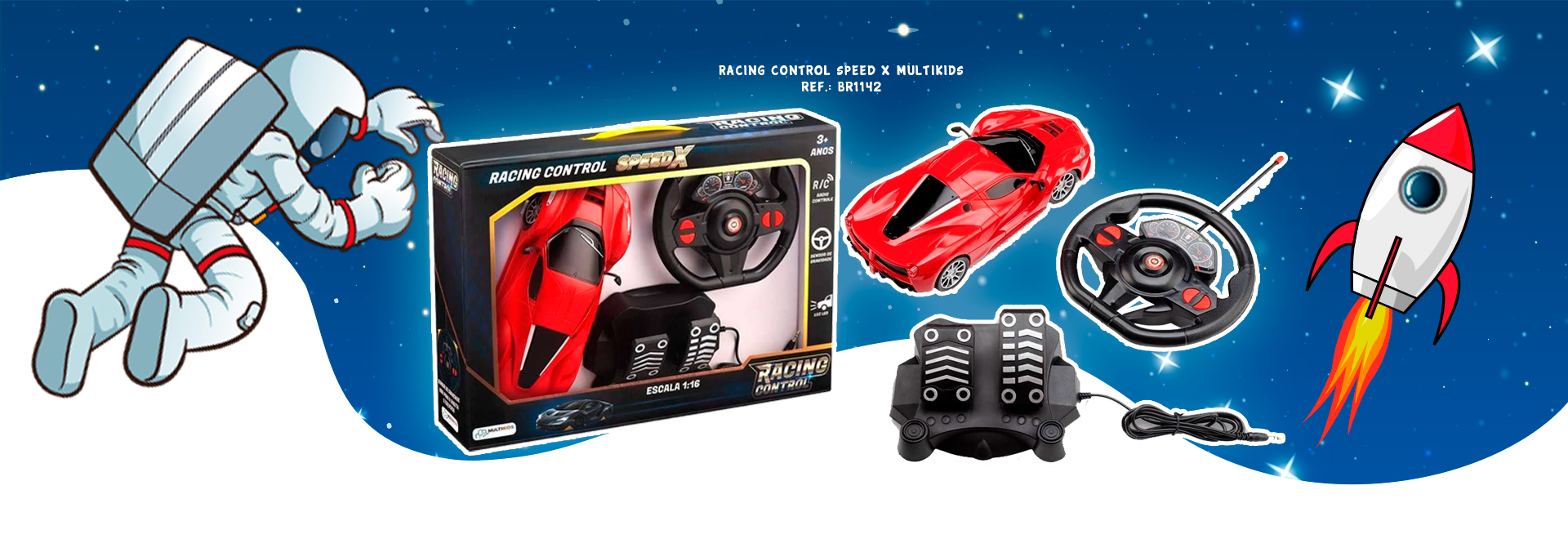 RACING CONTRO MIDNIGHT BR1142