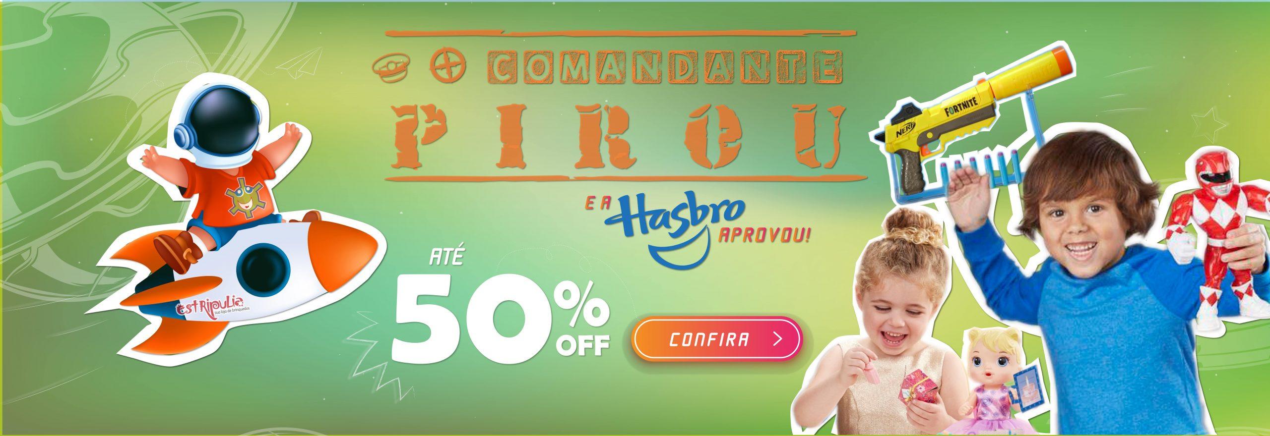 Promoção Hasbro