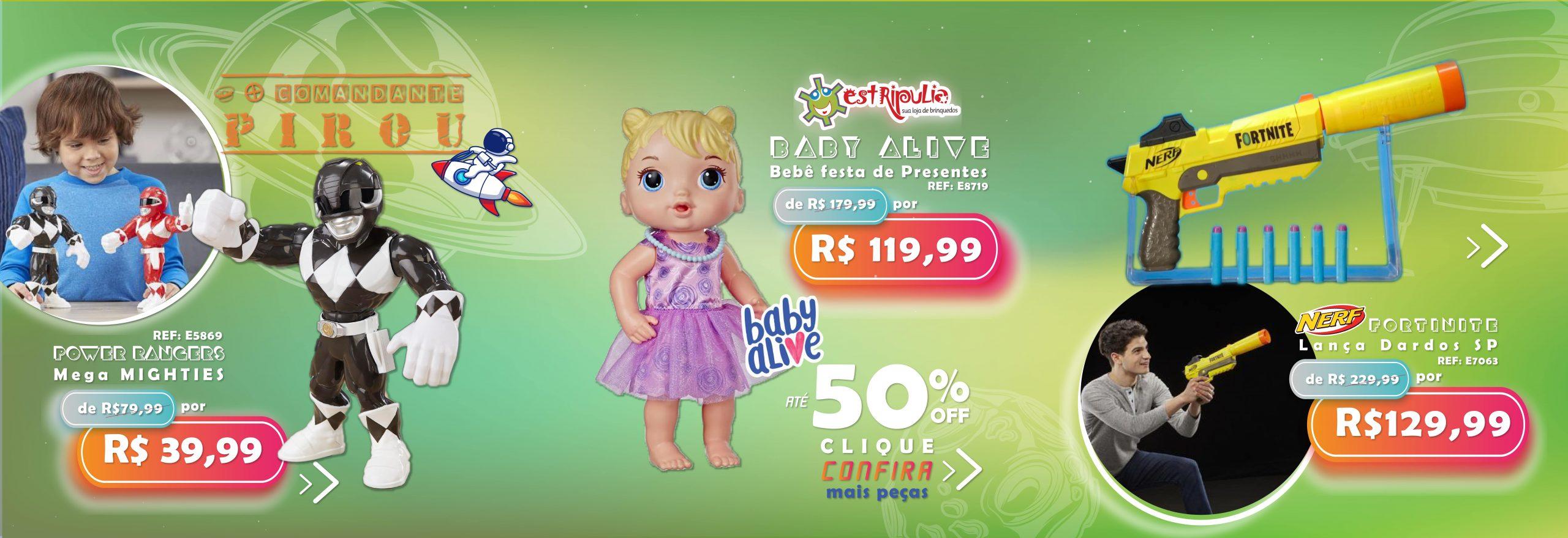 Hasbro Promoção Brinquedos