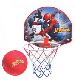 cesta de basquete homem aranha - brincadeiras para fazer nas férias