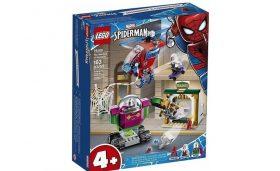 Lego Homem Aranha -brincadeiras para fazer nas férias