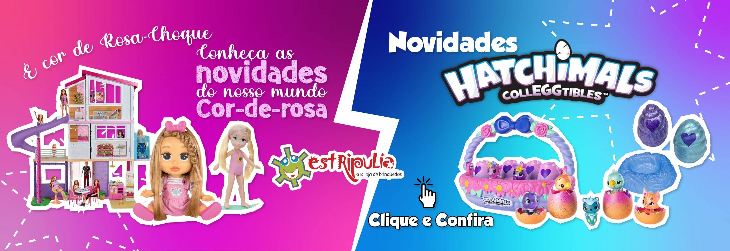 Rosa/Hatchimals